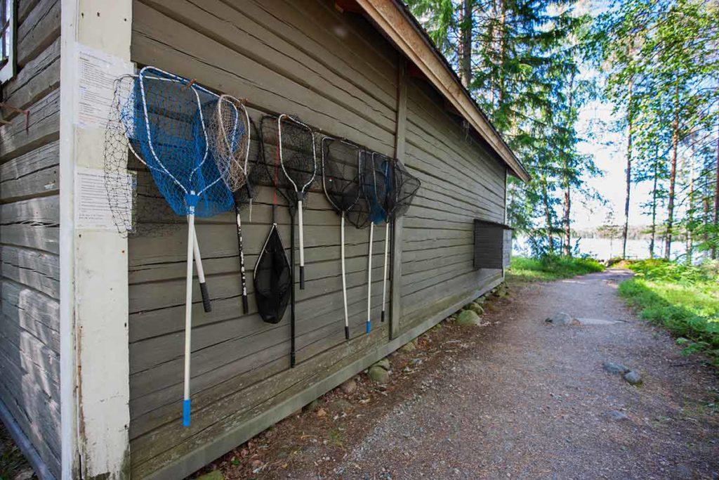 Ruunaan retkeilykeskus Kattilakoski