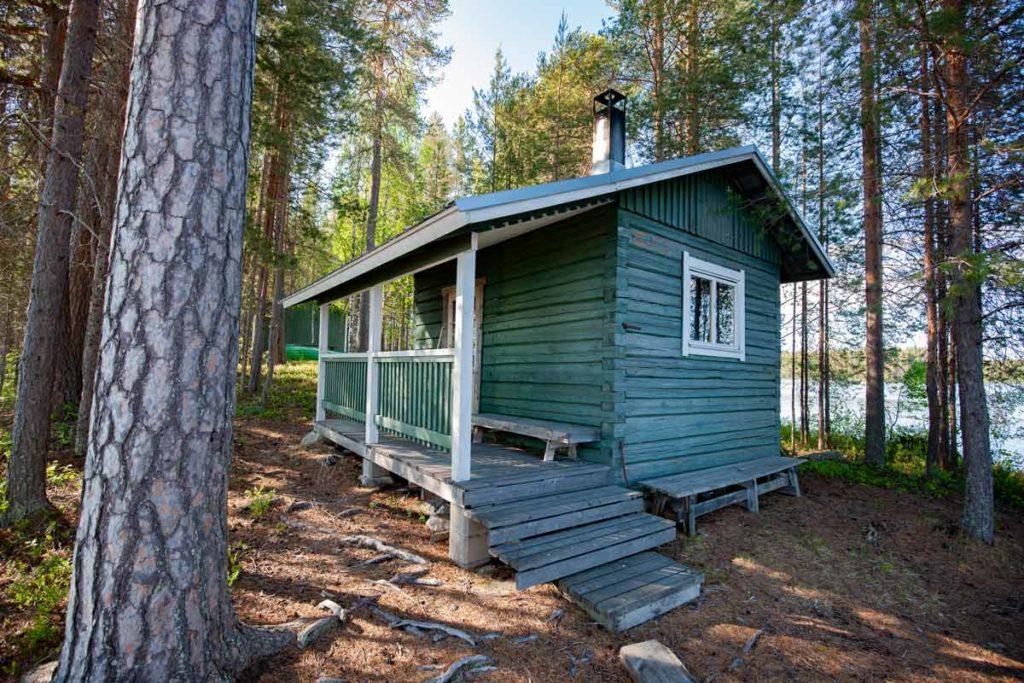 Ruunaan retkeilykeskus Neitiniemi - kokouskämppä